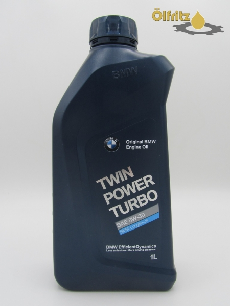 original bmw twin power turbo 5w 30 ll 04 motor l 1l sae. Black Bedroom Furniture Sets. Home Design Ideas